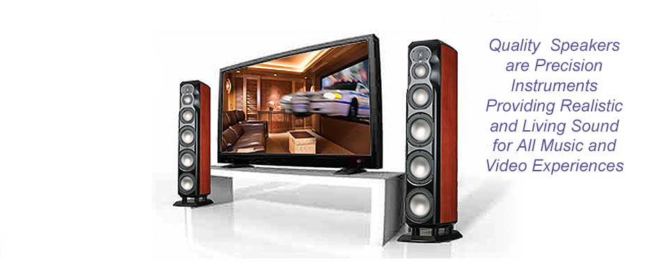 At Home Theatre Designs   Bringing home better movie and music systems